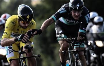 Tour de Francia: BMC se impuso este lunes en la tercera etapa