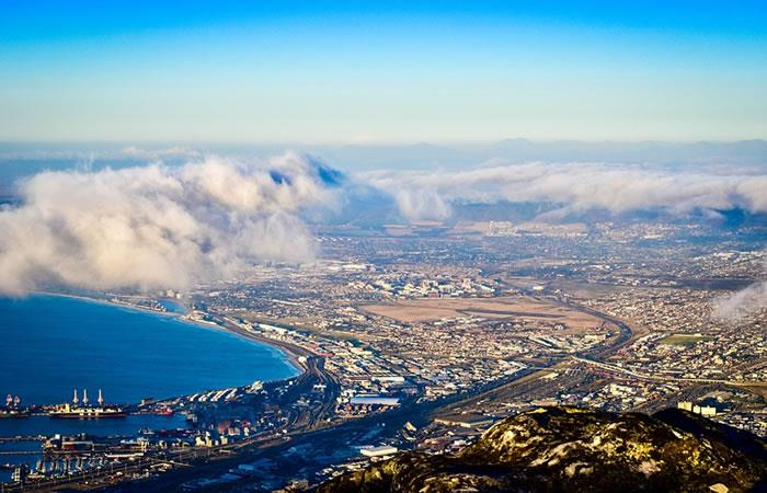 Ciudad del Cabo, la primera ciudad que podría quedarse sin agua. Foto: Pixabay