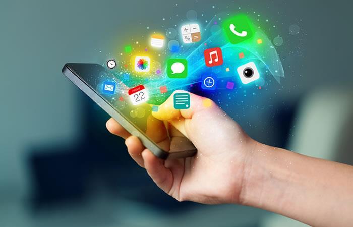 Resultado de imagen para celular y aplicaciones