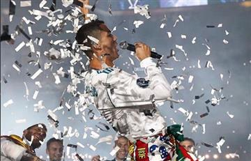 """Cristiano Ronaldo: """"Han sido 9 años absolutamente maravillosos"""""""