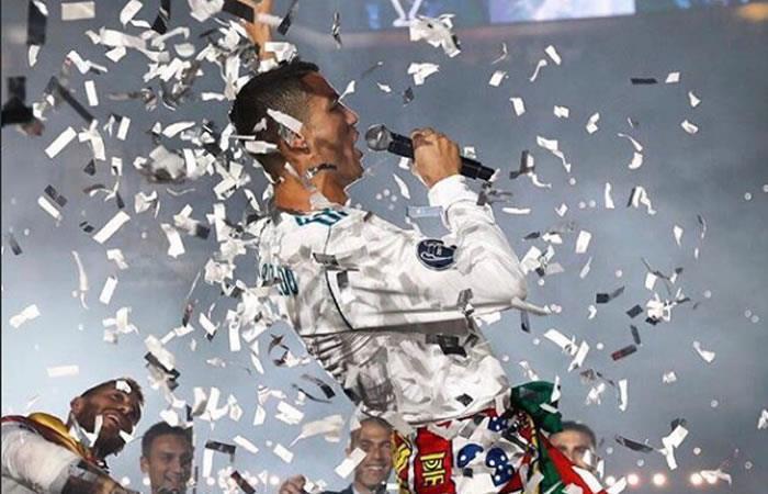 Cristiano Ronaldo: 'Han sido 9 años absolutamente maravillosos'