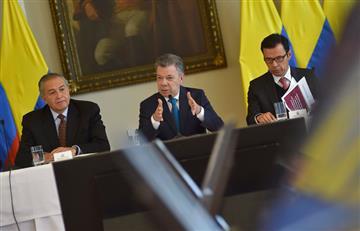 Santos anuncia 10 acciones para proteger a los líderes sociales