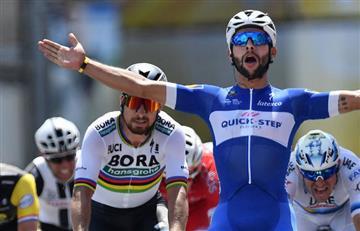 Tour de Francia: Revive el triunfo de Fernando Gaviria