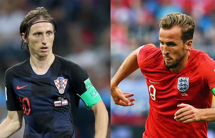 Croacia vs. Inglaterra: Transmisión EN VIVO online