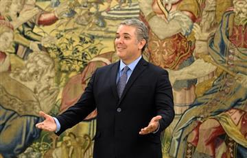 ¿Qué le dijo Emilio Butragueño a Iván Duque?