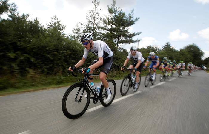 Tour de Francia: Tensión entre los aficionados y el Team SKY