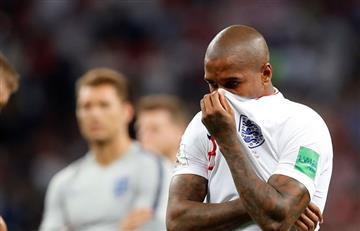 Inglaterra quedó eliminada y además la FIFA la multó