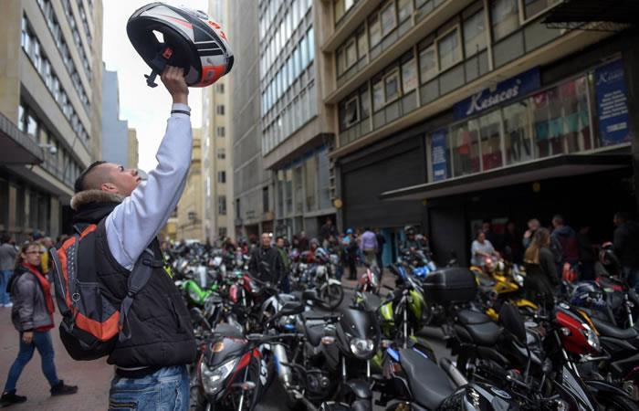 Motocicletas encabezan evasión del SOAT y revisión técnico-mecánica