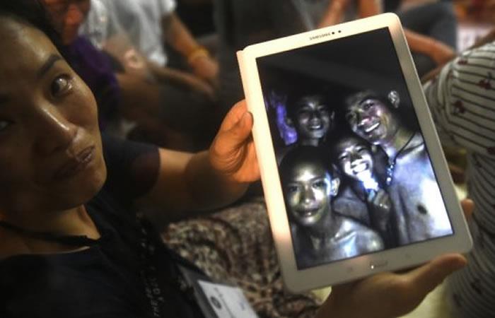 Se vienen dos películas sobre el rescate de los niños tailandeses