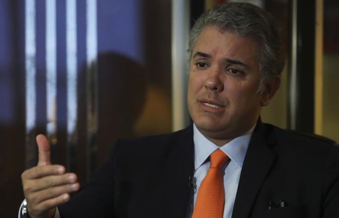 Duque anuncia a Nancy Patricia Gutiérrez como ministra del Interior