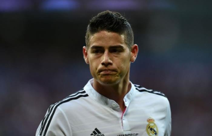 James Rodríguez no regresará al Real Madrid por esta razón