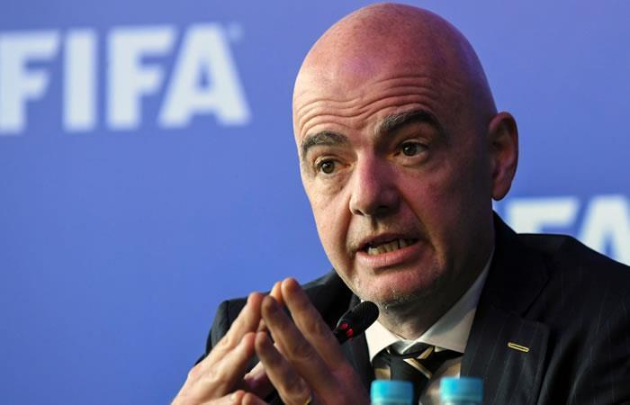 Catar 2022 se jugará en diciembre. Foto: AFP