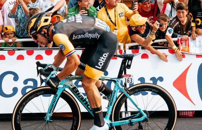 Tour de Francia: Sigue la transmisión EN VIVO de la octava etapa