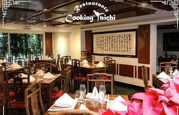 Viaje a la china profunda a través de Cooking Taichi