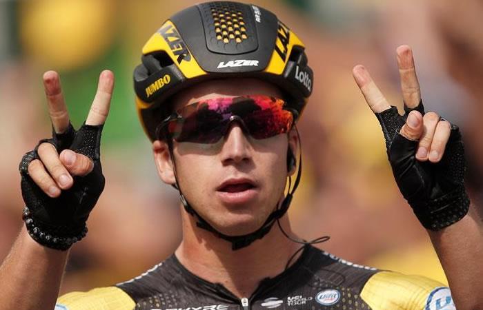 Groenwegen repite triunfo en la etapa 8 del Tour de Francia