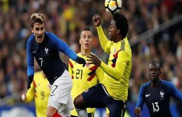 Colombia, la única selección que venció al campeón del mundo en el 2018
