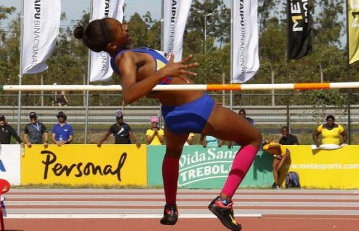 Colombiana María Fernanda Murillo gana bronce en altura