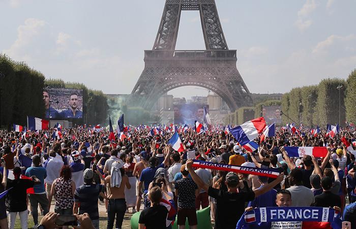 Francia vs. Croacia: Lo que usted no vio de la final del Mundial