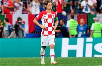 """Luka Modric reconoce : """"Las sensaciones son agridulces"""""""