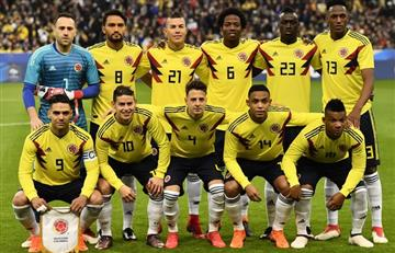 Rusia 2018: Colombia entre las mejores diez selecciones del mundo