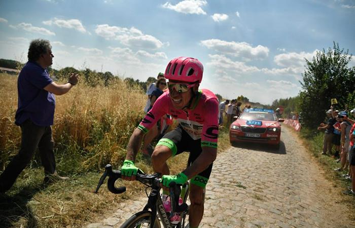 Tour de Francia: Así van los colombianos en la general