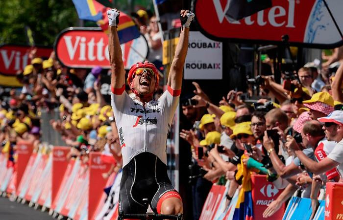 Tour de Francia: John Degenkolb gana la novena etapa