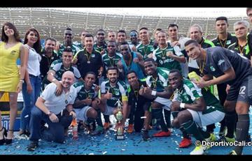 Amistoso: Deportivo Cali se llevó el cuadrangular ante Pereira