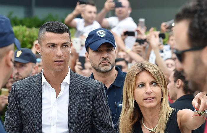 Juventus: Cristiano Ronaldo conoce a sus compañeros