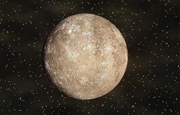 La corteza de Mercurio podría ser más delgada de lo que se pensó