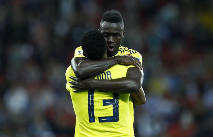 Rusia 2018: Yerry Mina y Dávinson Sánchez entre el equipo ideal Sub 23 del Mundial