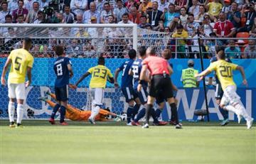 Así puede elegir el gol de Quintero como el mejor del Mundial 2018
