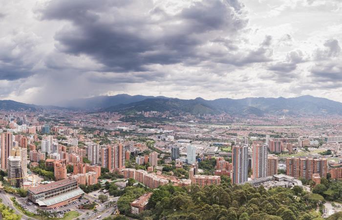 Ciudad de Medellín. Foto: Shutterstock