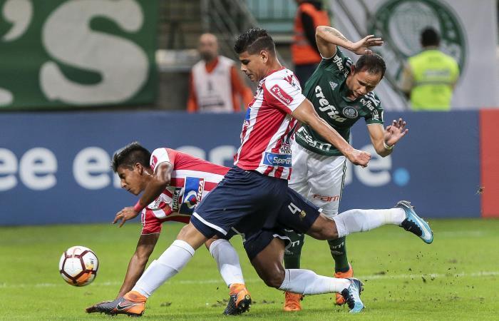 Copa Sudamericana: Junior se juega la otra mitad de la gloria