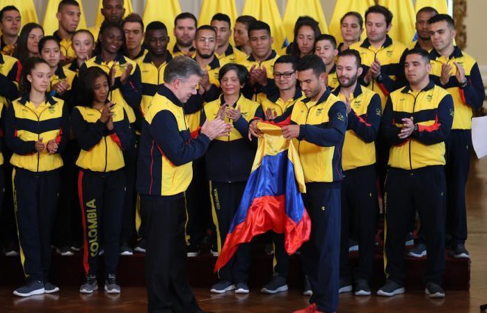 Juegos Centroamericanos 2018: Lista la delegación colombiana
