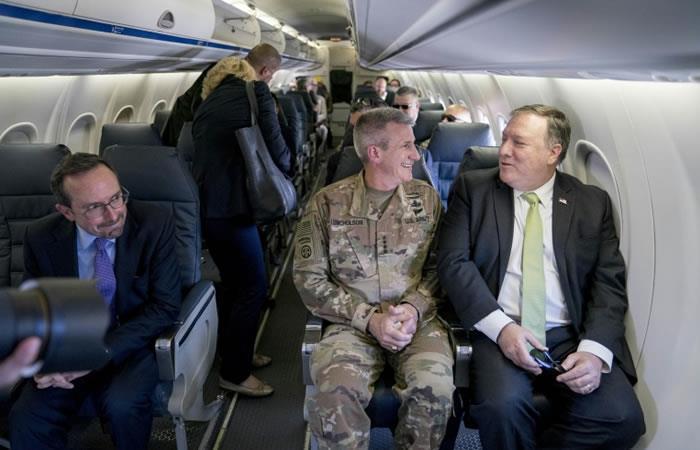La OTAN aclara que los EE.UU. no dialogarán directamente con los talibanes