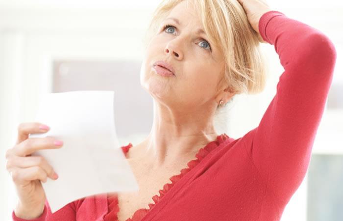 7 síntomas que anuncian la llegada de la menopausia
