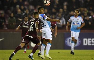 Copa Sudamericana: Junior cae ante Lanús en el partido de ida
