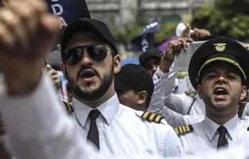 Corte Suprema confirma ilegalidad del paro de pilotos de Avianca