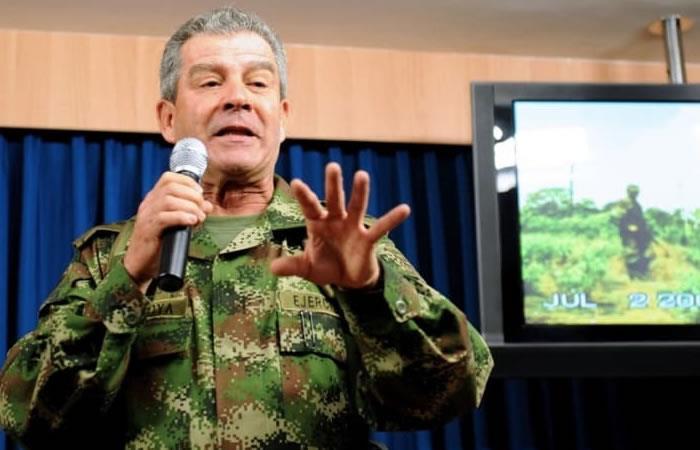 General (r)Mario Montoya comparecerá ante la JEP