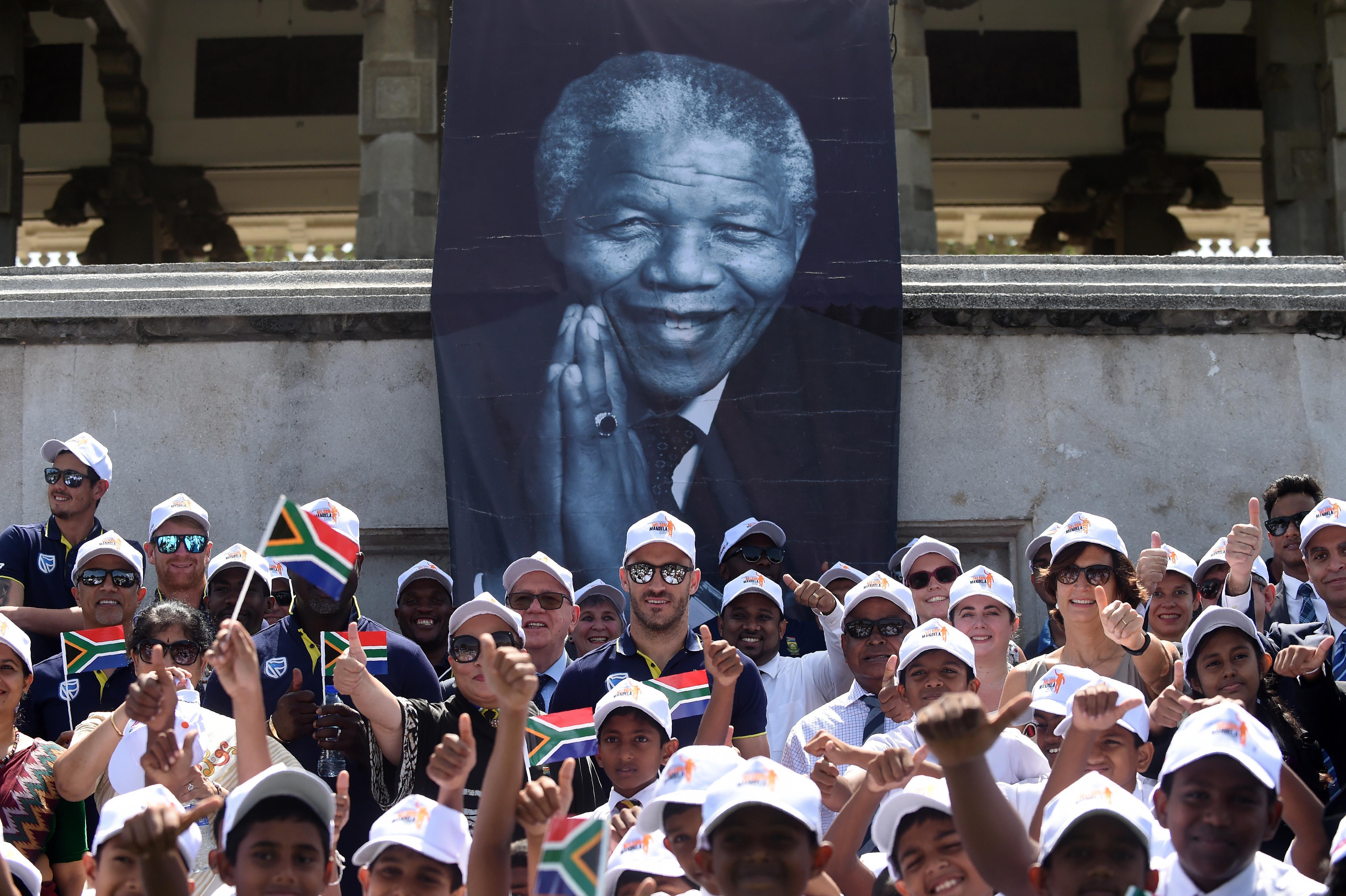 Mandela Day: Homenaje en Sudáfrica a un