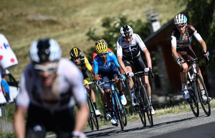 Tour de Francia: Nairo Quintana ya está en el top 10