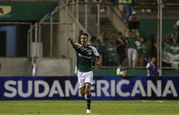 Deportivo Cali golea a Bolívar en una noche inolvidable