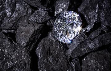 Descubren más de mil billones de toneladas de diamantes en la superficie terrestre