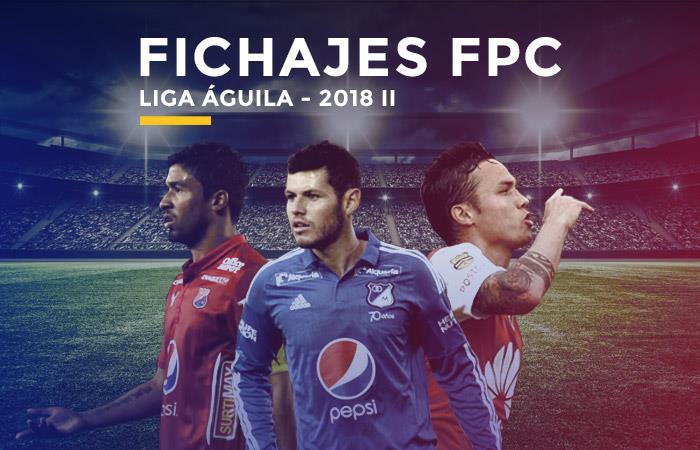 Fútbol colombiano: Así se refuerzan los equipos para la Liga Águila II