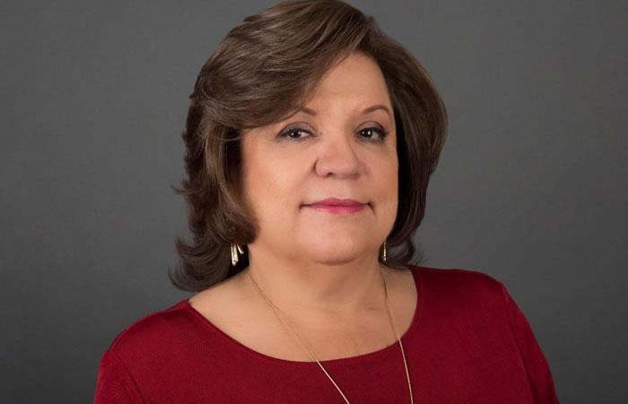 Gloria María Borrero, nueva ministra. Foto: Twitter Iván Duque