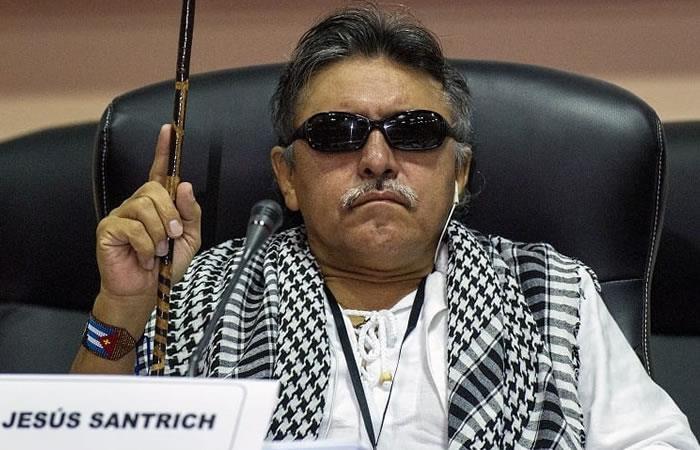 La JEP afirma no tener competencia para dejar a Santrich posesionarse