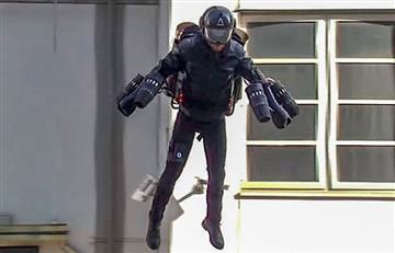 Nuevo traje volador a la venta, conoce sus características y precio