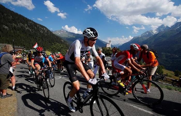 Tour de Francia: Transmisión EN VIVO online de la etapa 12 en el Alpe d'Huez