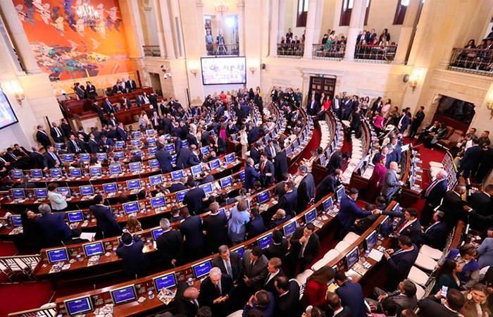 Onu celebra instalación del nuevo Congreso de la República