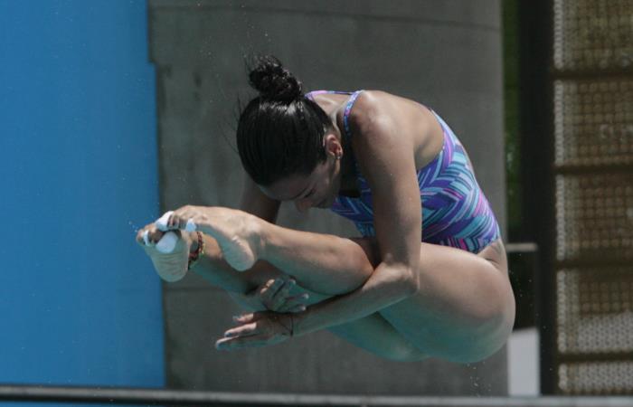 Juegos Centroamericanos: Oro para Colombia en natación
